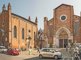 ベローナのサンタ・アナスタージア教会