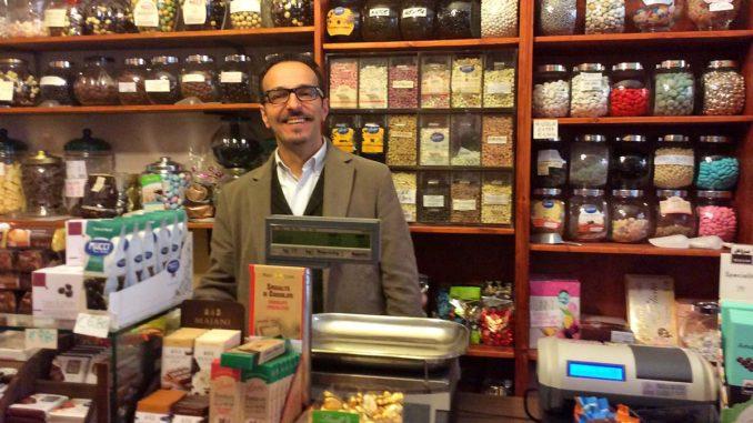 ベローナの老舗菓子店「レ・ボンタ」