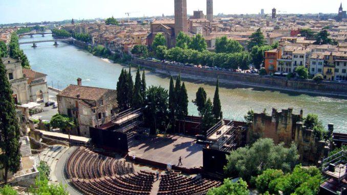 ベローナのローマ劇場