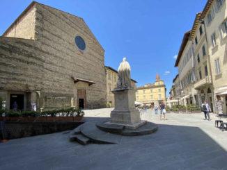 Arezzo Basilica di San Francesco