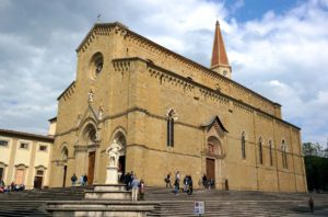 アレッツォ大聖堂