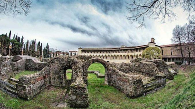 アレッツォの考古学博物館