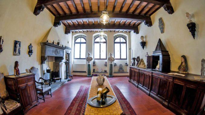 アレッツォのイヴァン・ブルスキの家美術館