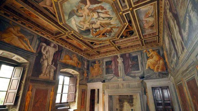 アレッツォのジョルジョ・ヴァザーリの家美術館