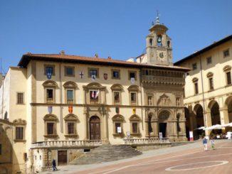 アレッツォのフラテルニタ・デイ・ライチ美術館