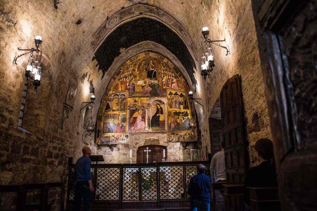アッシジ「サンタ・マリア・デリ・アンジェリ教会」