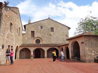 アッシジの聖ダミアーノ教会