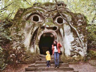 ボマルツォの怪物公園