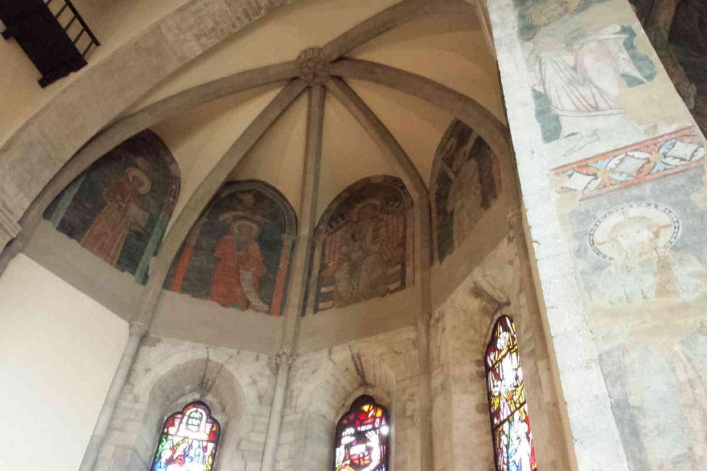 グッビオ「サン・フランチェスコ教会」