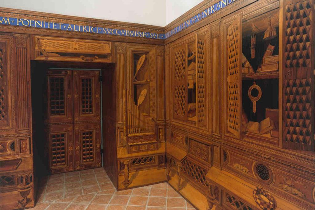 Gubbio Palazzo Ducale
