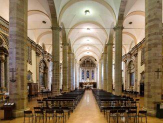グッビオのサン・フランチェスコ教会