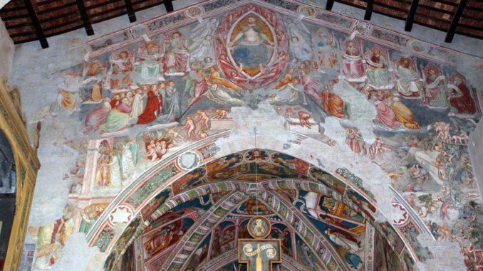 グッビオのサンタアゴスティーノ教会
