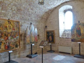 グッビオのディオチェザーノ美術館