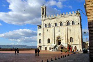 グッビオのコンソリ宮殿