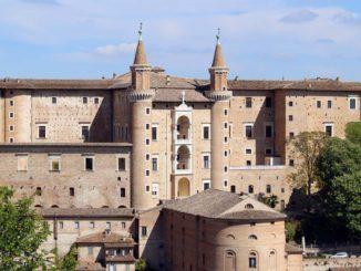 ウルビーノのドゥカーレ宮殿
