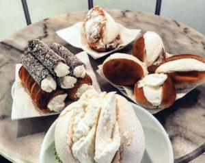 ペルージャのカフェ店Antica latteria