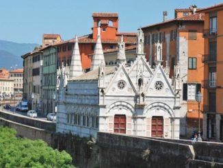 ピサのサンタ・マリア・デッラ・スピーナ教会