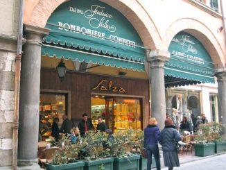 ピサの老舗ドルチェ店『SALZA』