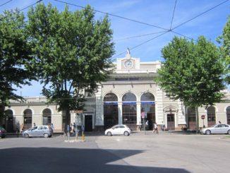 リミニ国鉄駅