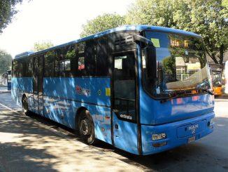 サンジミニャーノ行きバス