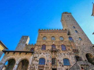 サンジミニャーノのグロッサの塔