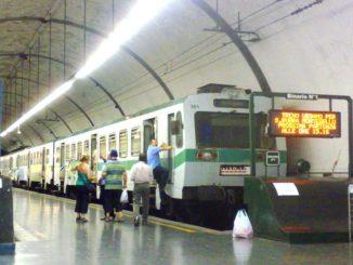ローマ=チーヴィタ・カステッラーナ=ヴィテルボ線