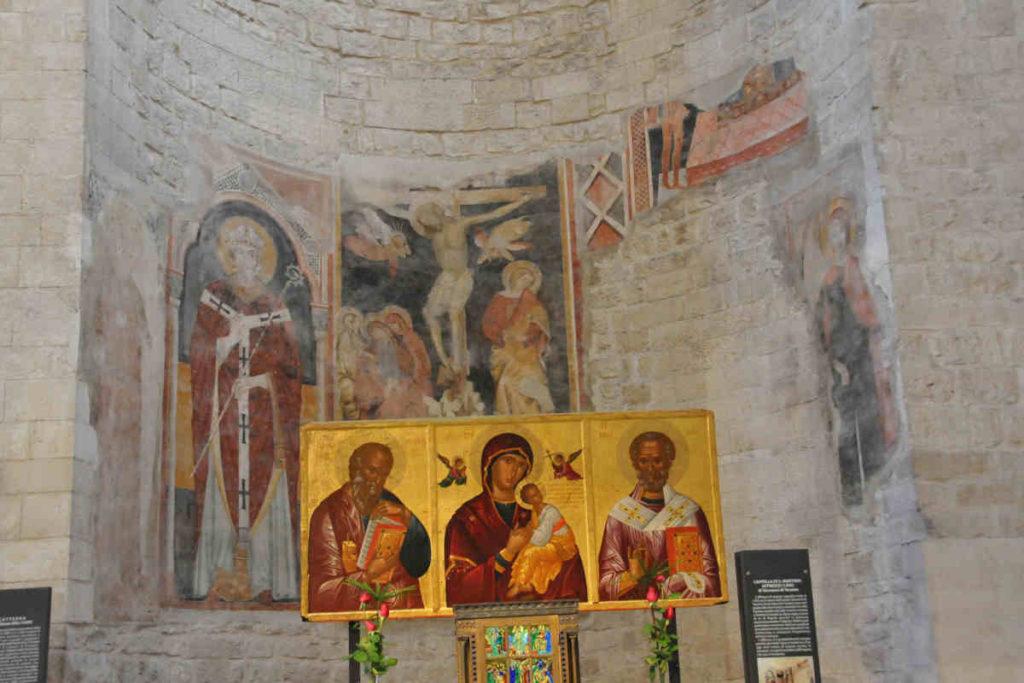 BARI Basilica di San Nicola