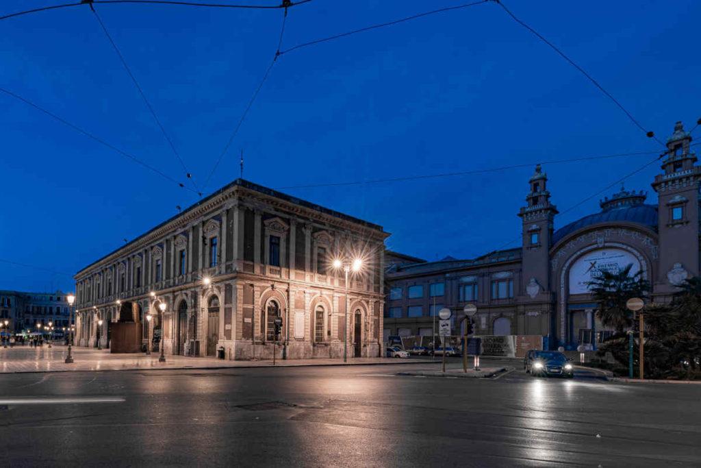 Bari Piazza Ferrarese