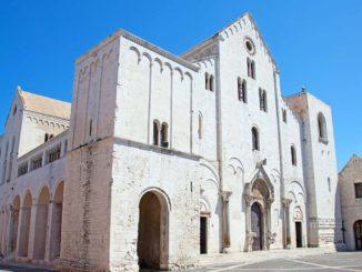 バーリのサン・ニコーラ聖堂