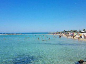 バーリのおすすめビーチ