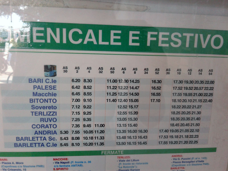 casteldelmonte_orario_sostitutivo