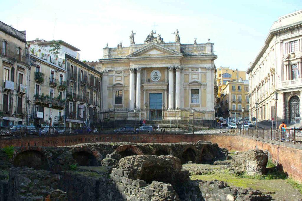 Catania Chiesa di S. Biagio