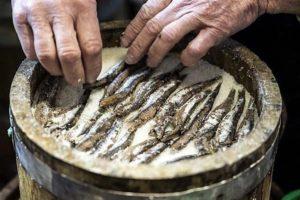 イタリアの魚醤コラトゥーラ