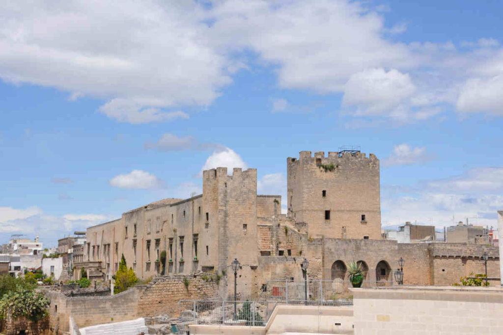 grottaglie Castello Episcopio