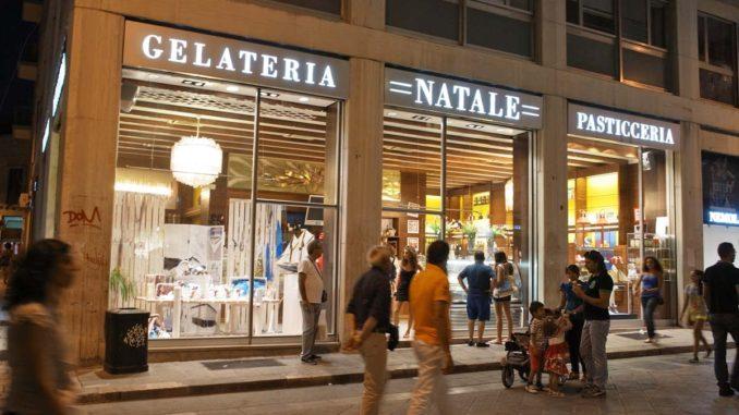 レッチェの「Pasticceria NATALE」
