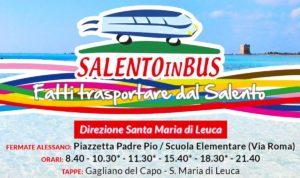 サレント半島の移動に超便利「Salento in Bus」