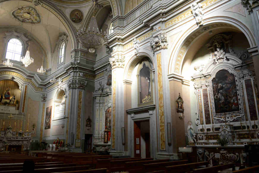 Martina Franca Chiesa San Domenico