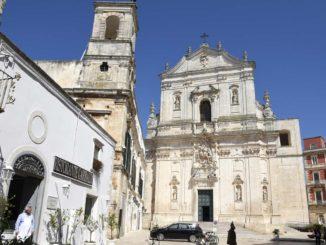 マルティーナ・フランカ「聖マルティーノ聖堂」