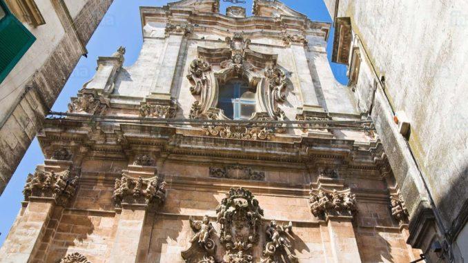 マルティーナ・フランカ「サン・ドメニコ教会」
