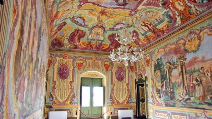 マルティーナ・フランカのドゥカーレ宮殿