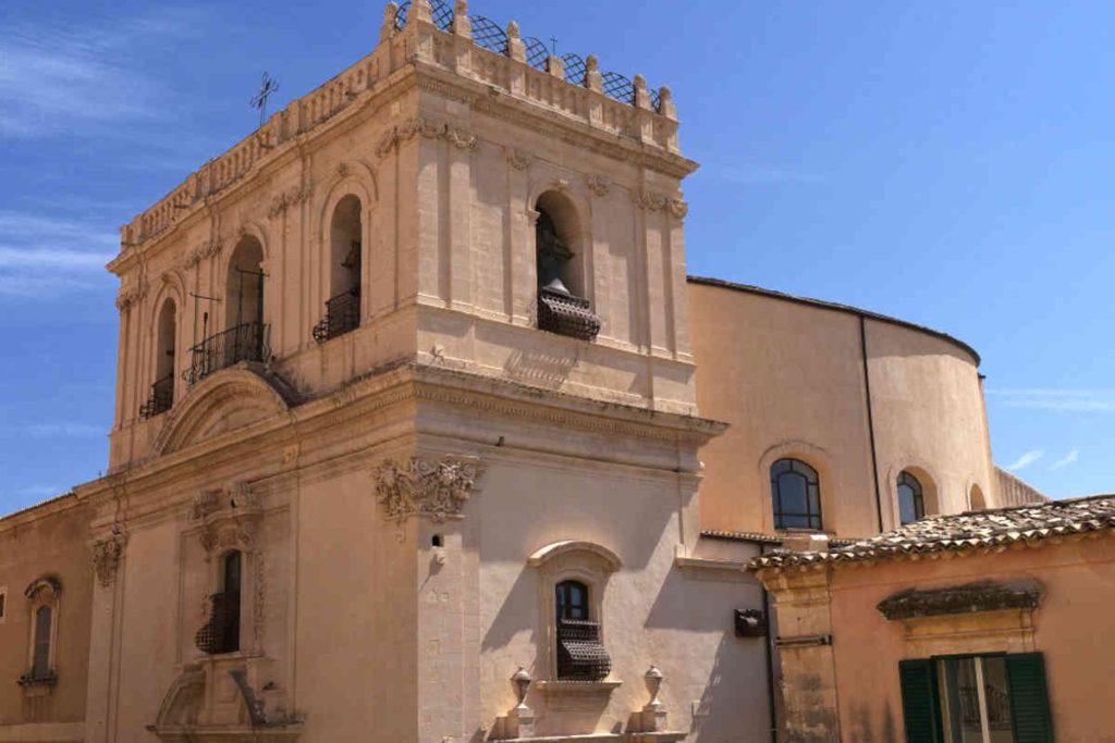 Noto Chiesa di Santa Chiara