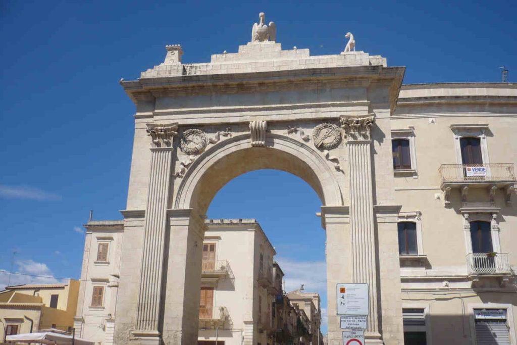 Noto Porta Reale