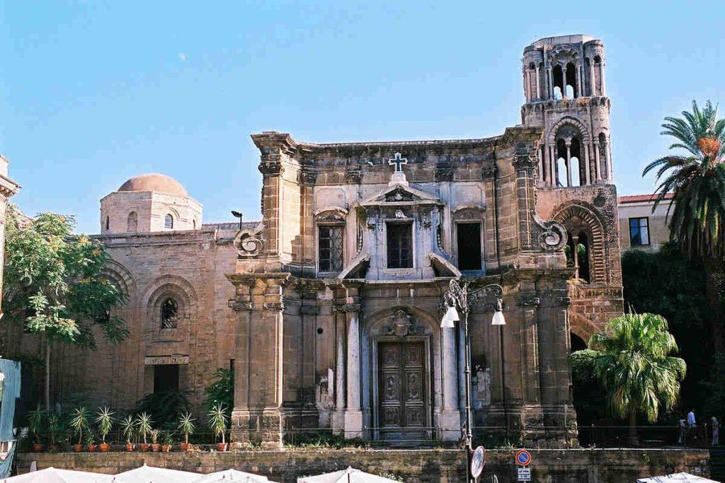Palermo Chiesa della Martorana