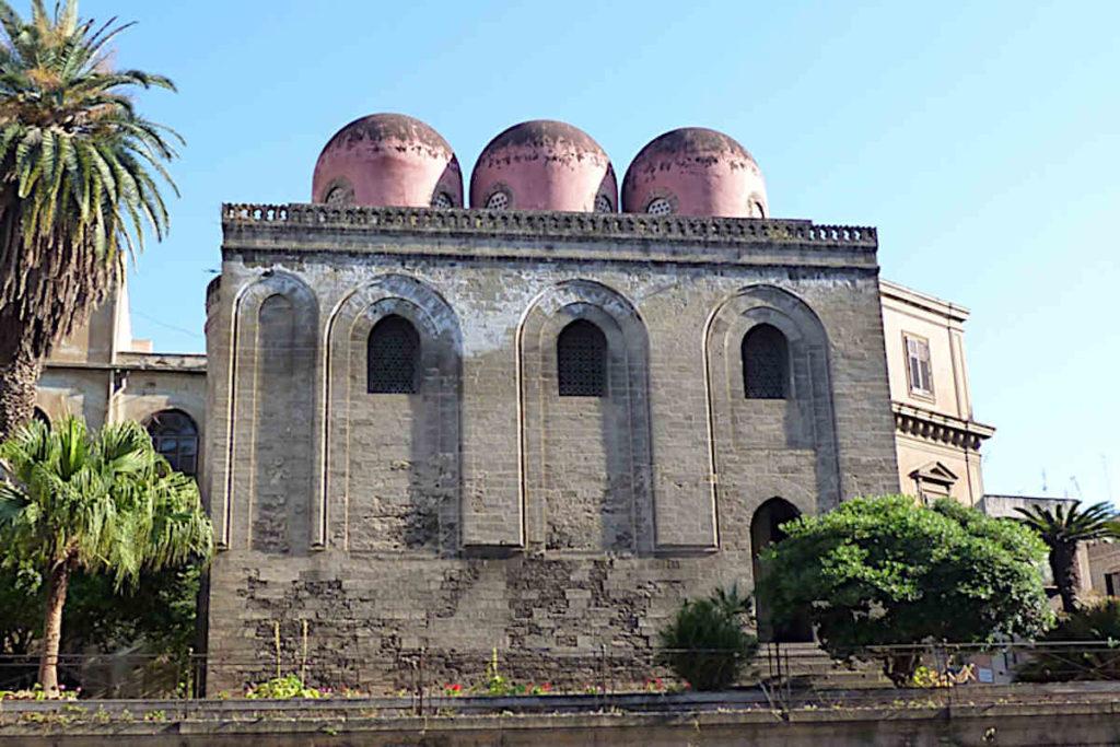 Palermo Chiesa di S. Cataldo