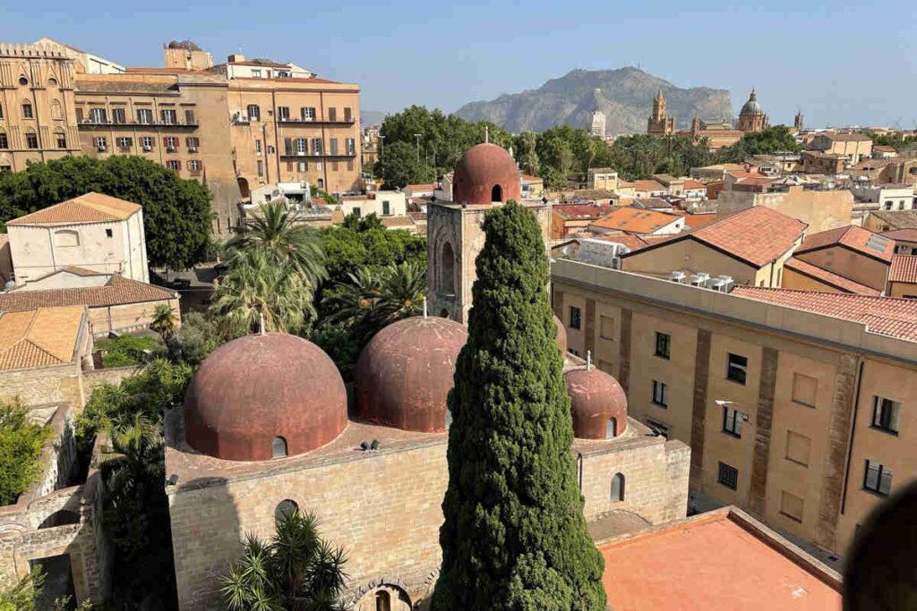Palermo San Giovanni degli Eremiti