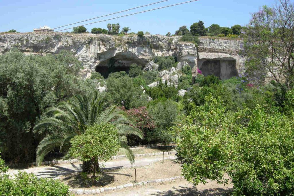 Taormina Latomia del Paradiso