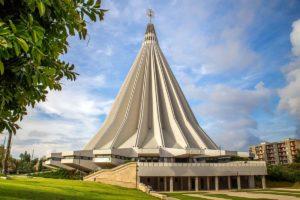 シラクーサ、涙の聖母教会