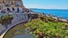 シラクーサ「アレトゥーサの泉」