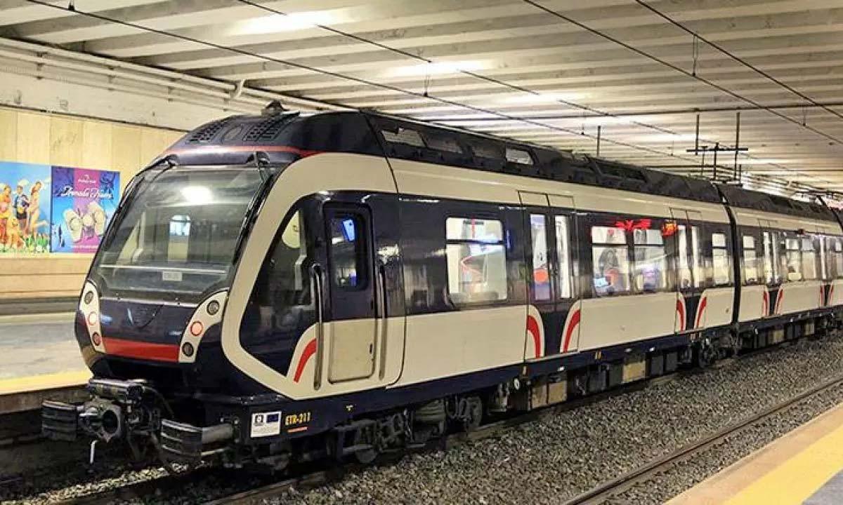 Circumvesuviana鉄道