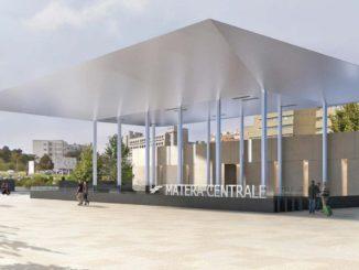 マテーラ中央駅
